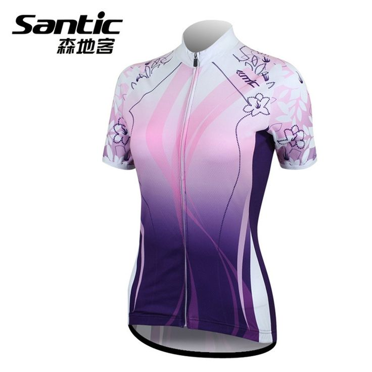 41.58$  Know more - http://ai8eh.worlditems.win/all/product.php?id=32770900687 - SANTIC Bicycle Clothes Lady Girl Women Cycling Jerseys Bicycle Bike Cycle Outdoor Sports Short Sleeve Jersey Shirt Top Purple*
