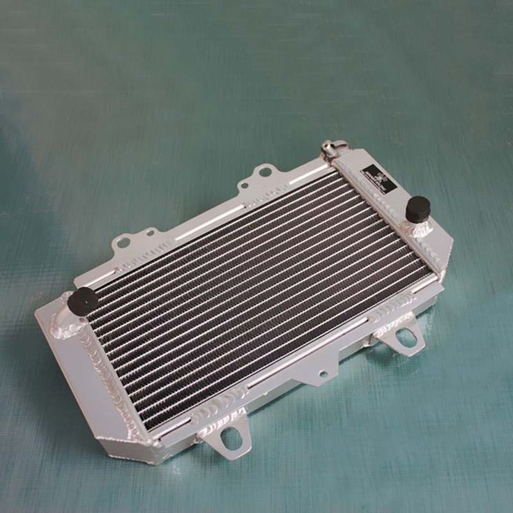 75.00$  Buy here - http://aliikz.worldwells.pw/go.php?t=2035363367 - ALUMINUM/ALLOY RADIATOR For YAMAHA ATV QUAD YFZ450 2004-2008 Atv parts accessories for motorcycle radiator replacement 75.00$