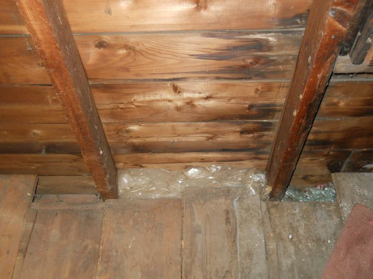 """Cellulose insulation - bags stuffed in to """"cap"""" Can offgas ammonium sulfate, if gets damp. Ammonium sulfate is an upper respiratory irritant. Once damp will grow mold. Plus mice disrupt efficiency."""