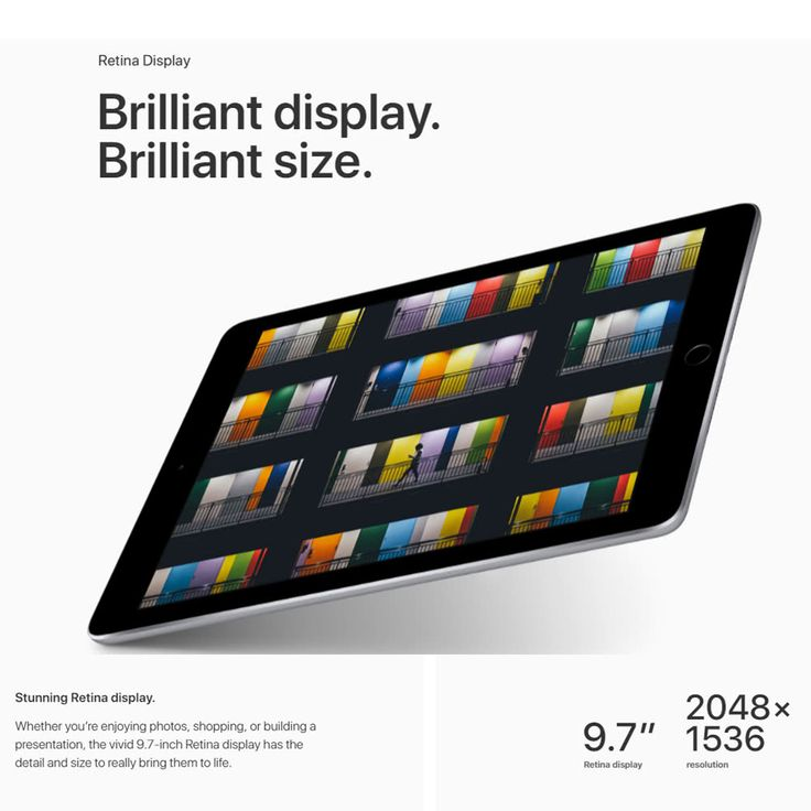 Apple iPad Wi-Fi Only Tablet 9.7inch Retina Display Sales Online silver us 32gb - Tomtop.com