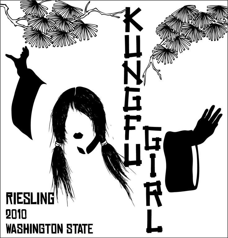 Kung Fu Girl riesling is too good to be true! Come taste for yourself! #wine #yycdrinks #burgushi #yycwine #winenight