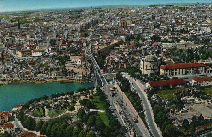 Consegues imaginar o Porto sem VCI? Sem Estádio do Dragão? E sem Metro do Porto? Talvez não, mas houve um tempo em que isso aconteceu...