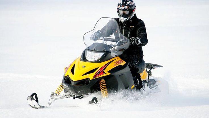 выбор снегохода