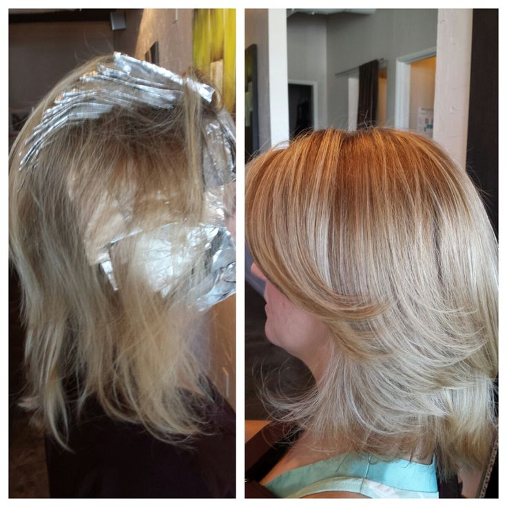 Light Brown Hair Balayage Short Natural