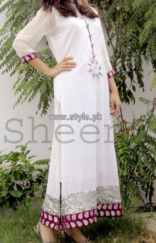 Sheenz Eid-Ul-Fitr Collection 2013 For Women