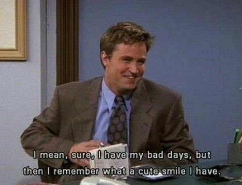 "But, at the end of the day, this is true. | 35 ""Friends"" Quotes That Perfectly Sum Up Your Life"