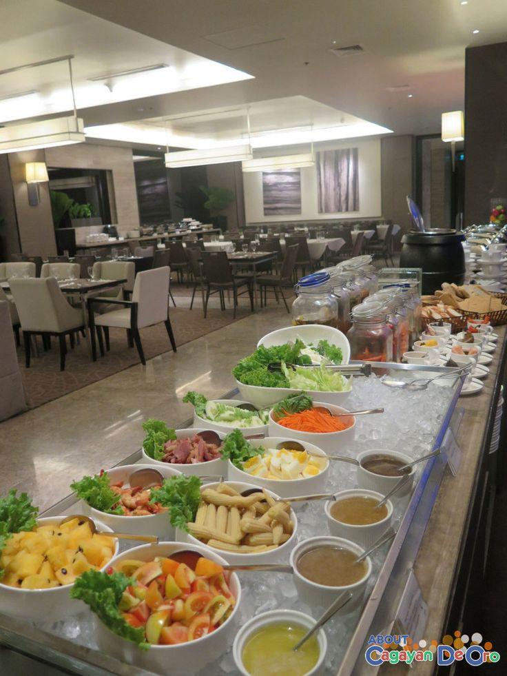 Misto Restaurant Buffet - Seda Hotel Centrio Cagayan de Oro