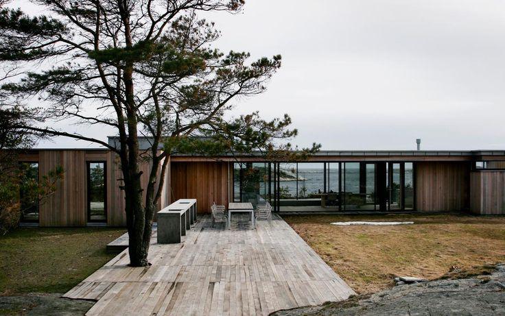 Cabin Jesper - Lund Hagem Arkitekter