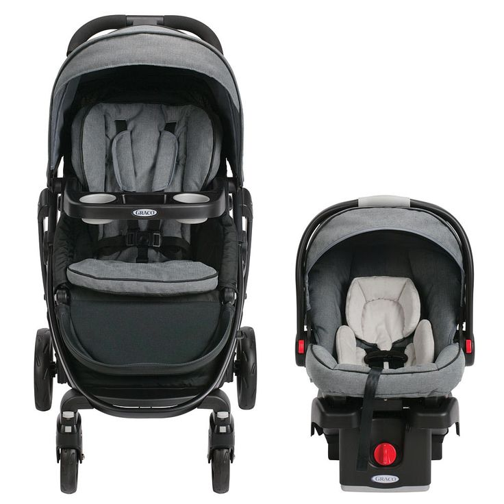 graco modes click connect travel system stroller downton graco babies r us baby. Black Bedroom Furniture Sets. Home Design Ideas