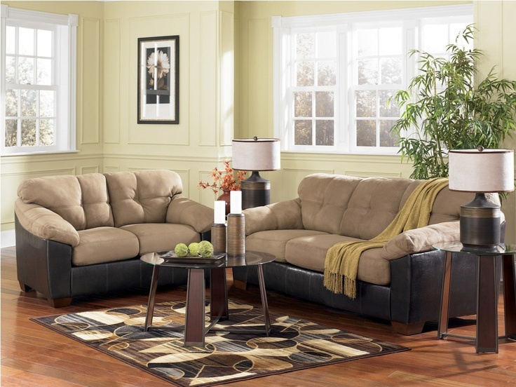Carson Sofa And Loveseat By Ashley Furniture