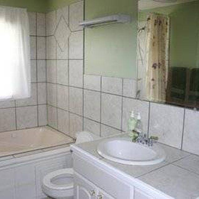 How to Get Sticky Hair Spray Off Bathroom Tile Floors ...
