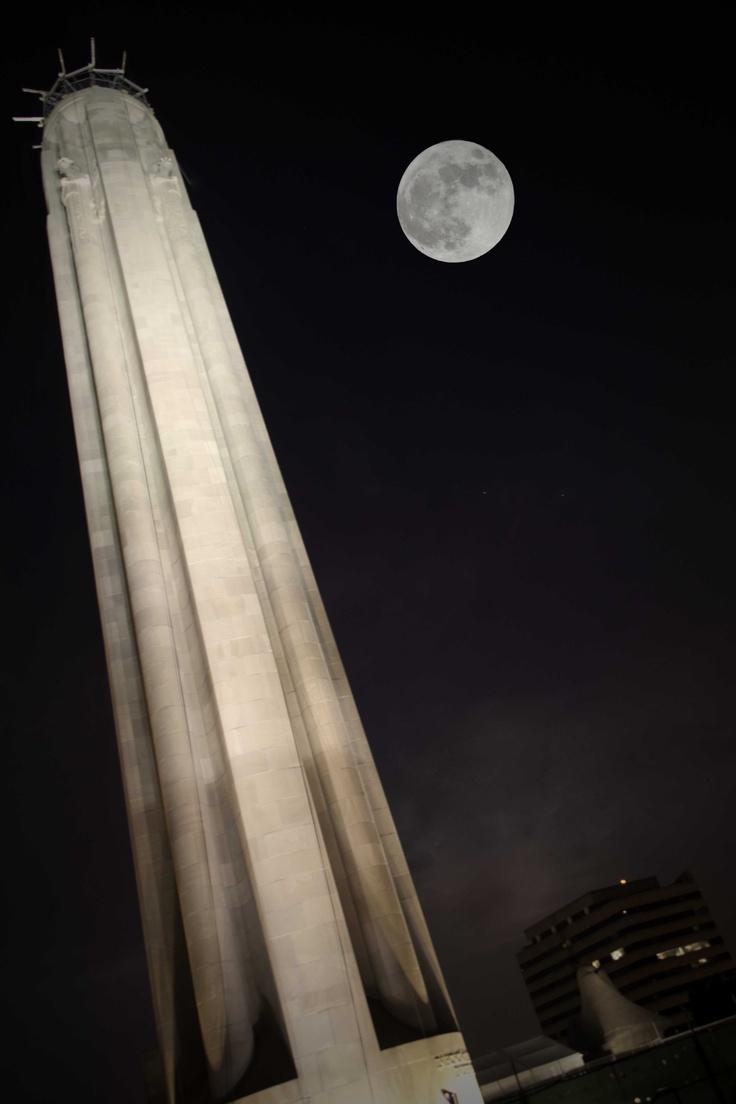 Kansas City Liberty Memorial. WW I tribute