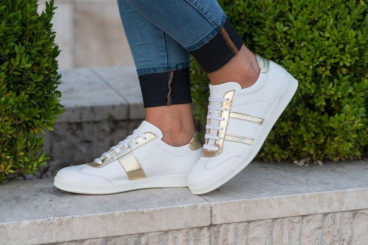 #shoes #sneakers #retro #teathershoes #gtcipo #GTcipo #womanshoes #goldshoes