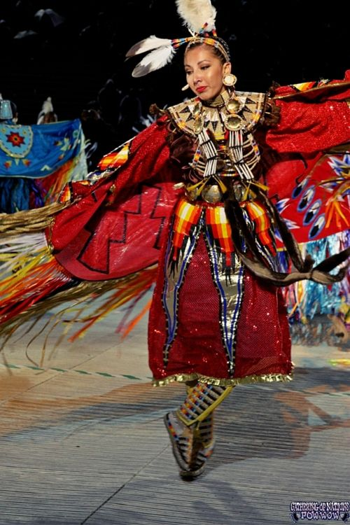 Native American Pride  Nothing like a pow wow,I can heart the beat of the drum...