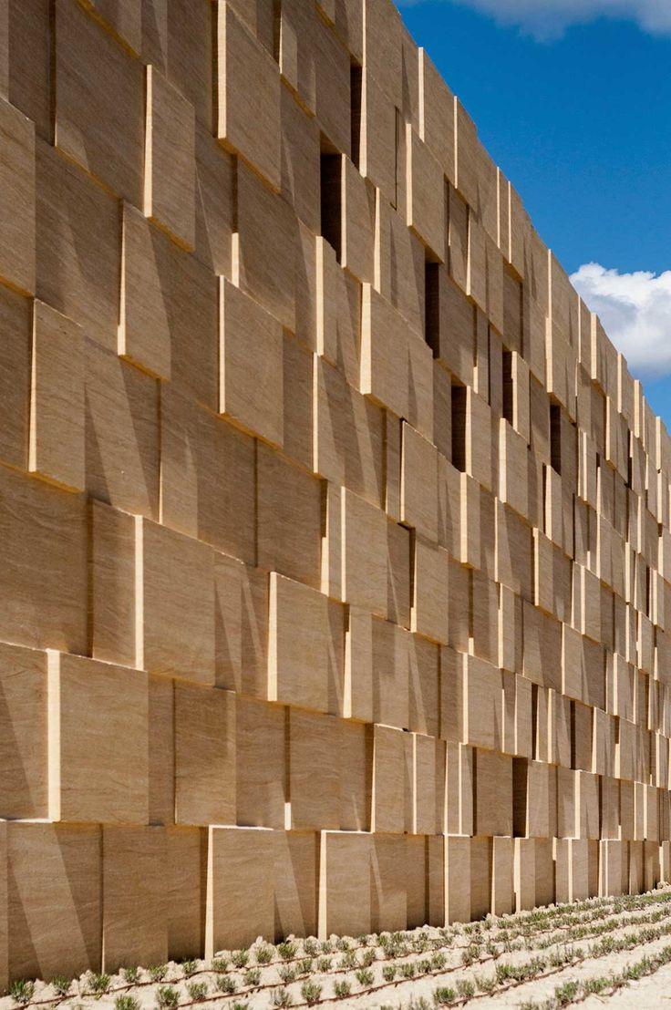 Christophe Gulizzi Architecte  Usine des Calissons du Roy Rene  Divisare   Stone FacadeFacadesBiscuitsProjectsAix ...