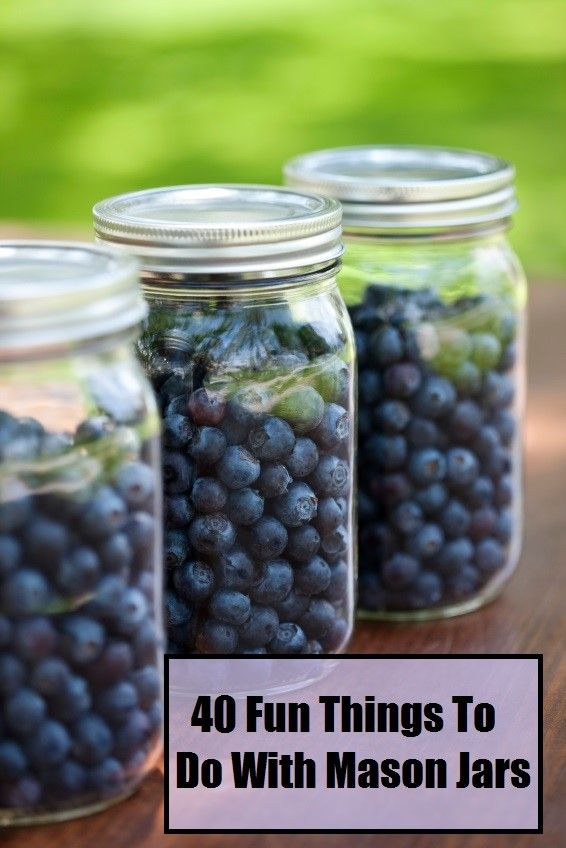 1000 images about fun things to do on pinterest water for Projects to do with mason jars