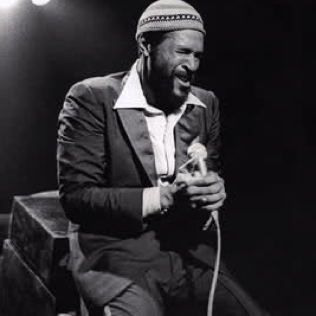 Marvin Gaye---After the old Motown