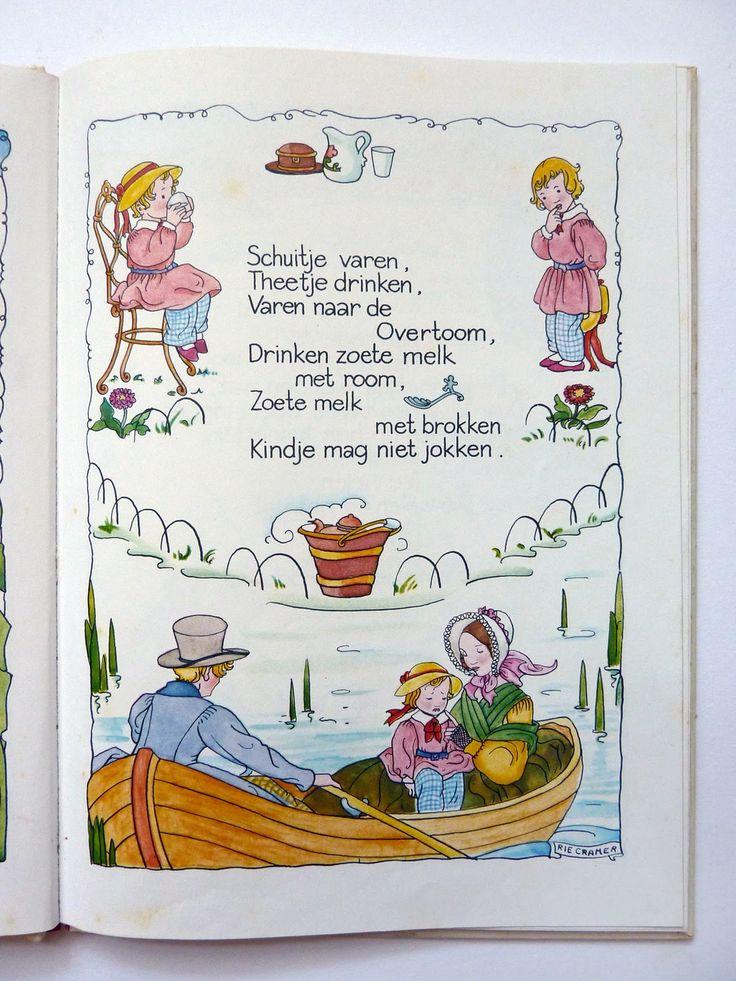 Dutch rhymes - Rie Cramer