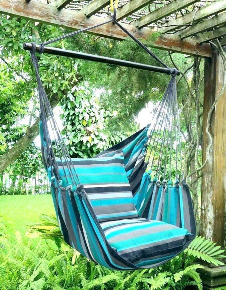 hammock chair frame diy