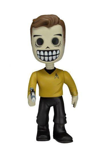 Star Trek Skele treks Kirk 5 Figure 220x330 Great Star Trek Gift Ideas