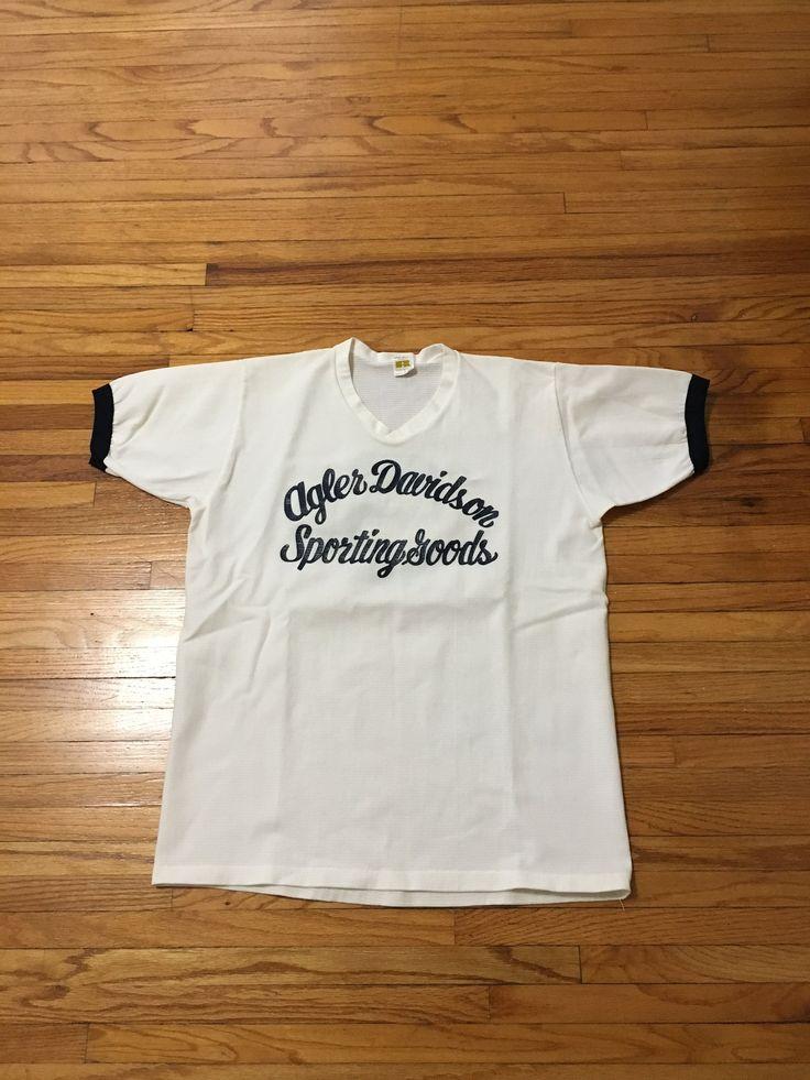 Vintage 80's Agler Davidson Sporting Goods Columbus Ohio