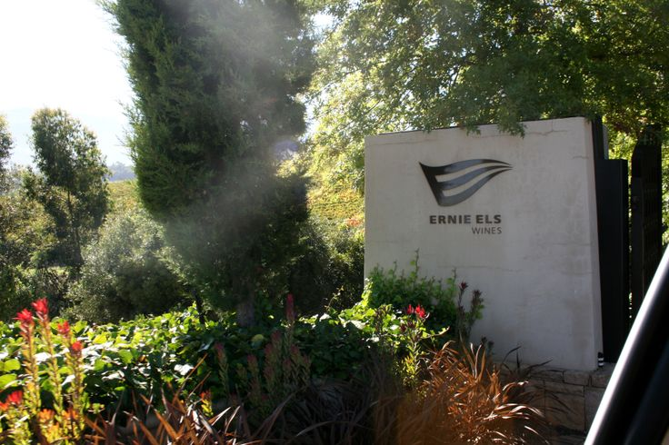 Welcome to Ernie Els wines