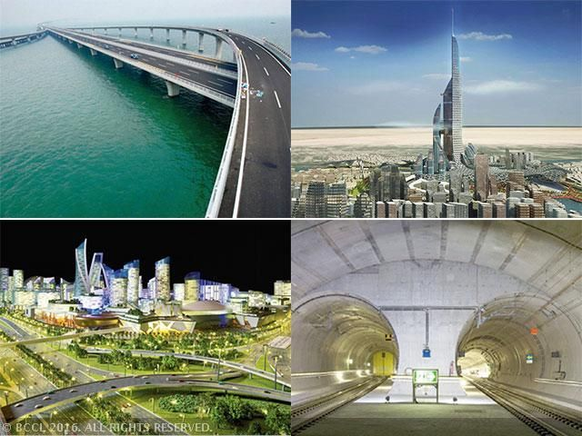 Slideshow : 7 projects reshaping the world - 7 Projects Reshaping the World - The Economic Times