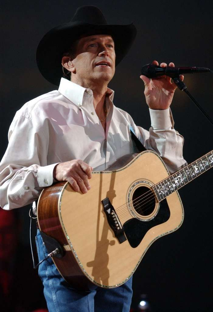 Houston Livestock Show And Rodeo Opening Night George Strait