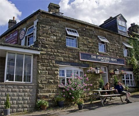 Arncliffe Arms B&B, Glaisdale £70 - Night 13 (11/6)