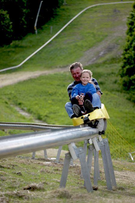 vakantie met kinderen in Slovenië in Kranjska Gora