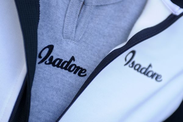 Isadore - 100% Merino Sleeveless Baselayer Grey #cyclingmemories