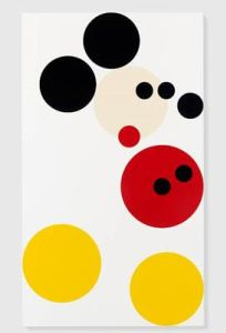 Mickey by Damien Hirst