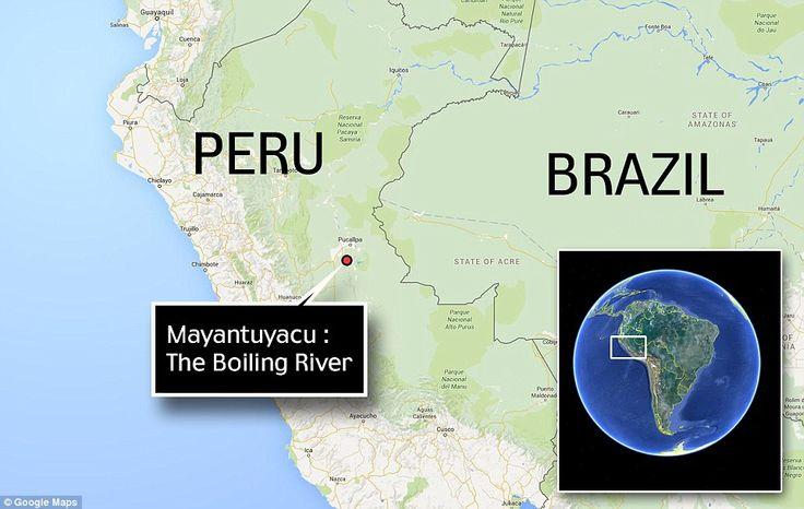 ТАМ Тайны Мира: Кипящая река Амазонки