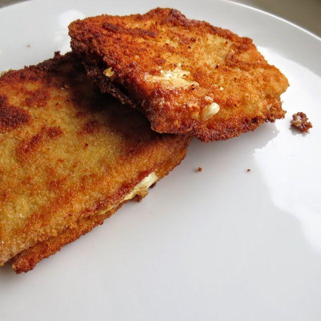 Tempeh Cordon Bleu Braten Hauptgerichte Tofu und Tempeh #asianfood #asiatisch #exotisch