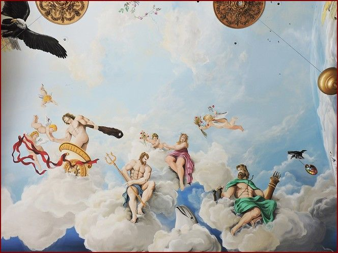 Pittura, scultura e bodypainting, l' arte di Diego Bormida - Diego Bormida Artist