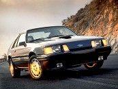 1983 Ford Mustang SVO