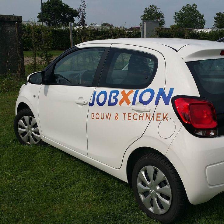 Hij is weer mooi schoon hoor @jobxion marketing en communicatie collega