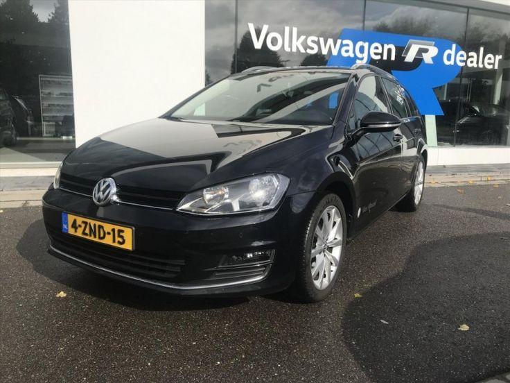 Volkswagen Golf  Description: VOLKSWAGEN Golf 1.6 TDI BUSINESS EDITION 110PK! NAVI PDC CC CAM  Price: 329.90  Meer informatie