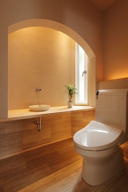 トイレは絶対和風にしたい!!真似したくなるお洒落な和風トイレ6選。