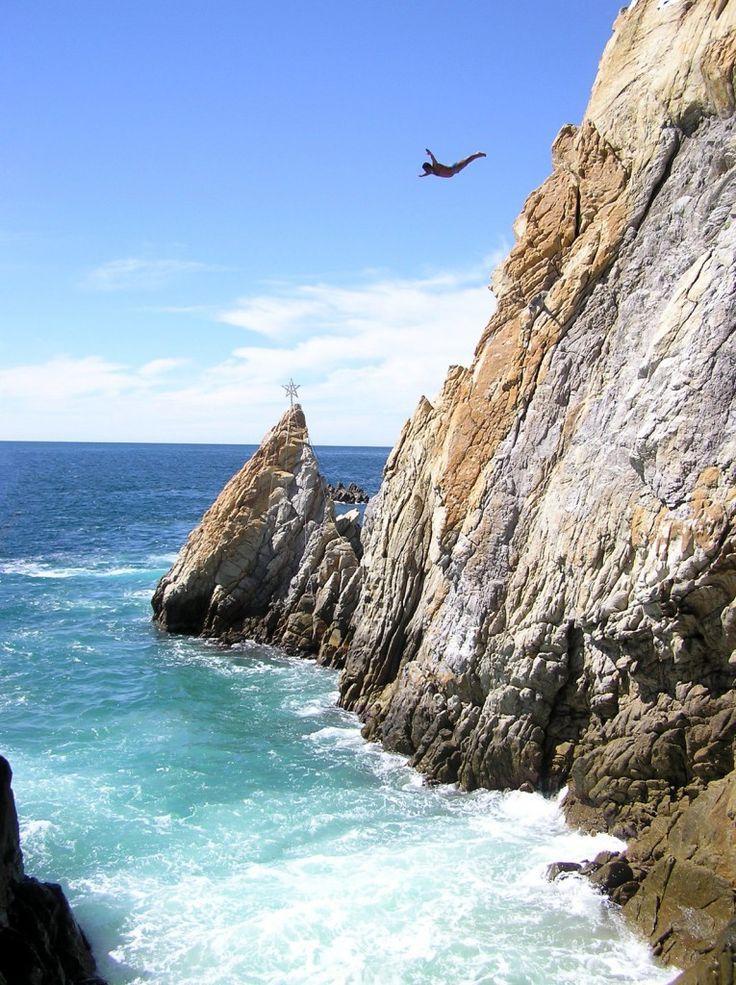 23 Best La Quebrada De Acapulco Images On Pinterest Acapulco Mexico Viva Mexico And