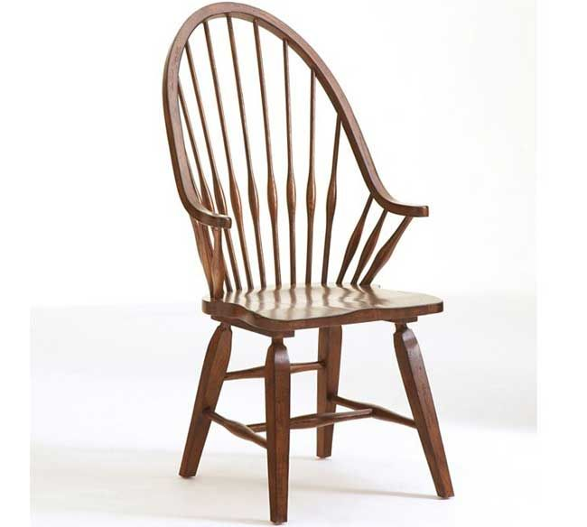 Best Oak Dining Side Chairs ~ Best chair spindle and windsor images on pinterest