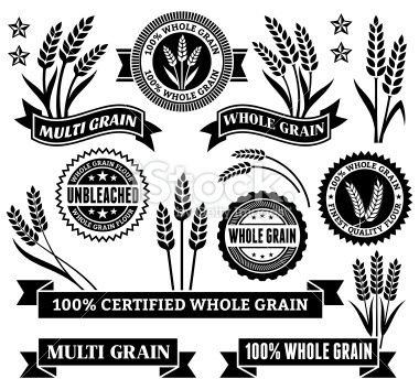 Certified Gluten Free Signs & Banners Royalty Free Stock Vector Art Illustration