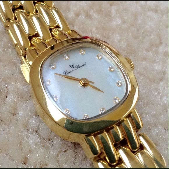 Lucien Piccard women's watch as new Gorgeous new Lucien Piccard watch runs great model 12012 Lucien Piccard Jewelry