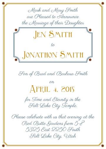 The 25 best Wedding invitation wording examples ideas on