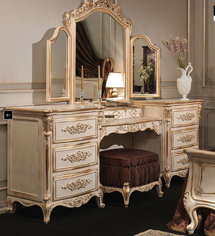 Modern Design of Vanity Table Sets