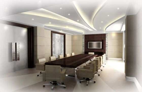 Modern boardroom design google search boardrooms for Corporate office design