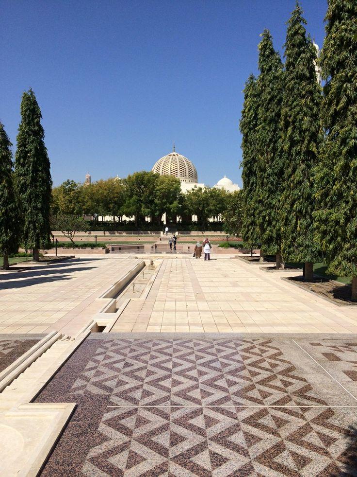 Sultan Qabus Moschee