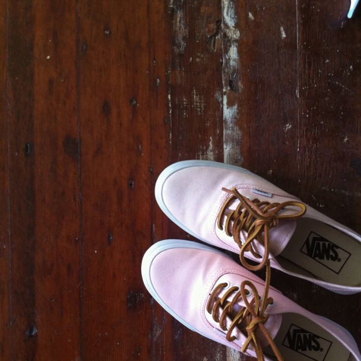 shoe, vans