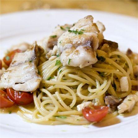 Spaghetti alla spigola--ITALIA  by Francesco  -Welcome and enjoy…