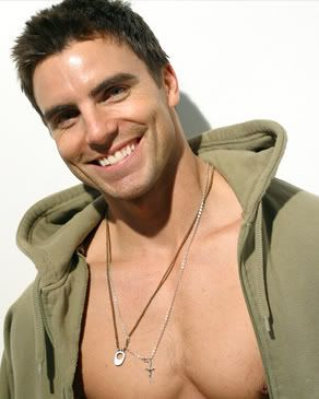 Does Collin Egglesfield have Christians smile? hmm.. (Book 2, Chapter 15: He smirks and cranks his glorious smile up another notch so it's in full HD IMAX.)